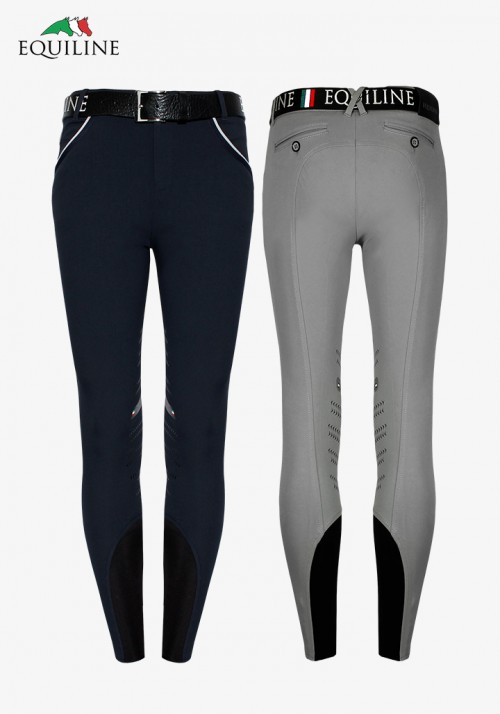 Equiline - Men's Knee Grip Breeches Taylor