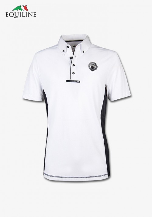 Equiline - Boy's Polo Competition Shirt