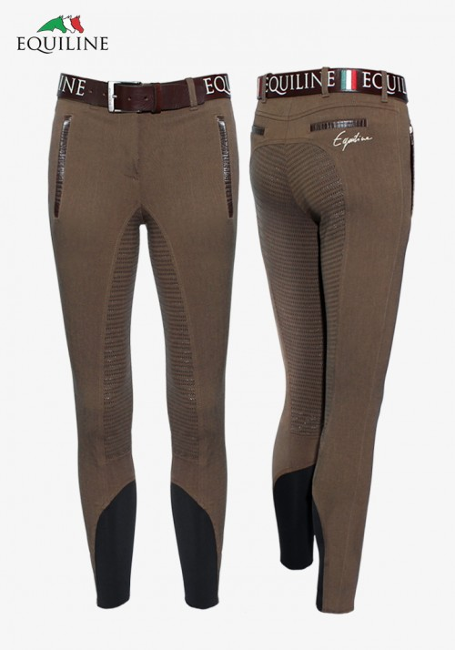 Equiline - Woman Breeches Full Grip Natalia