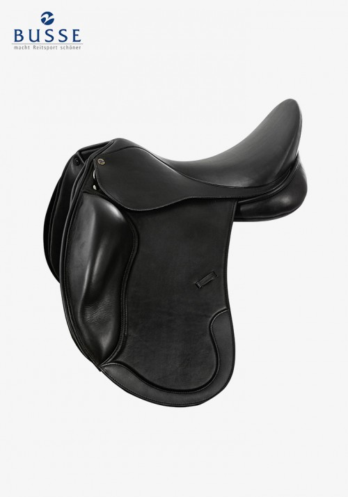 Busse - Saddle BERLIN, black