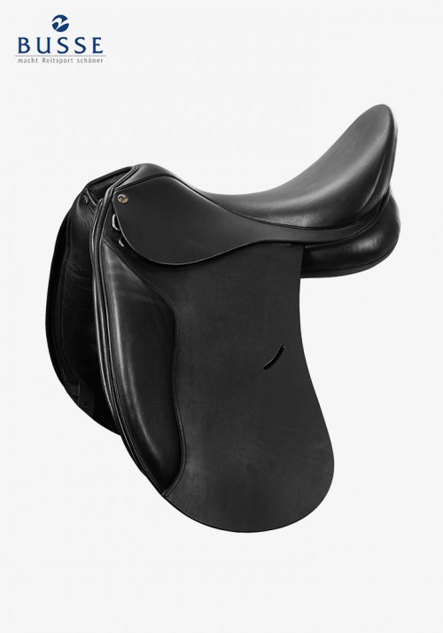 Busse - Saddle BASEL, black