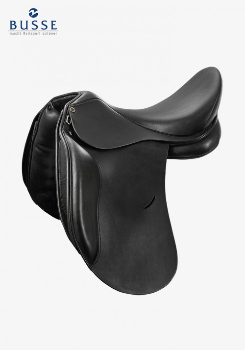 Busse - Saddle BASEL-FLEXI, black