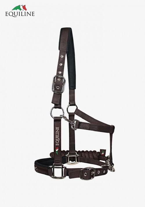 Equiline - Halter and lead rope Set