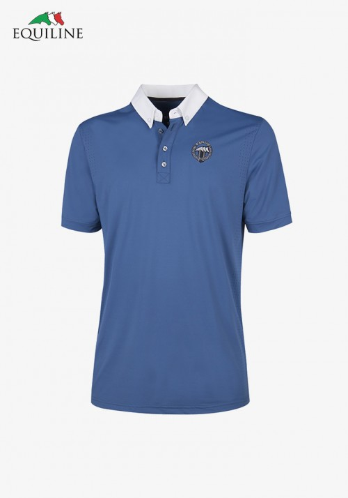 Equiline - Man Poloshirt Hyram