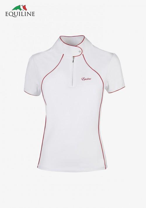 Equiline - Damen Poloshirt Panda