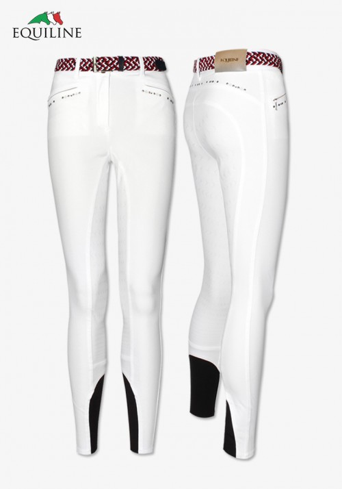 Equiline - Women's Full Grip Breeches Augusta