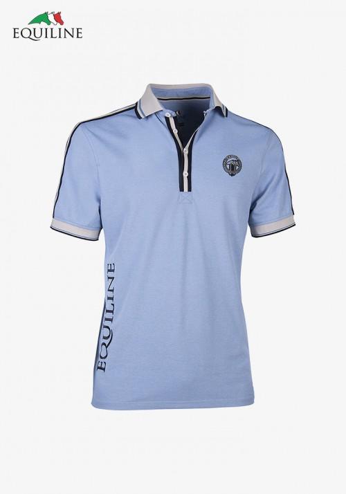 Equiline - Man Poloshirt Delbert