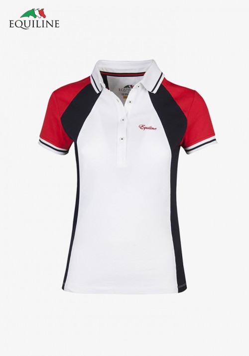 Equiline - Women's Polo Shirt Nancy
