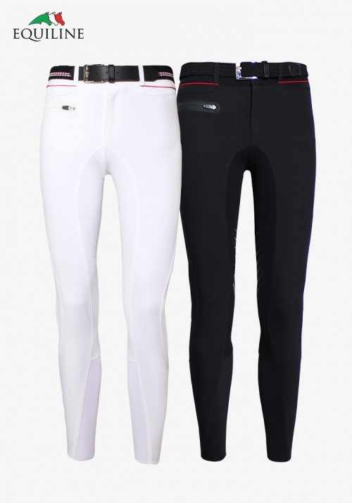 Equiline - Men's Grip Knee-Patch Breeches Alvar