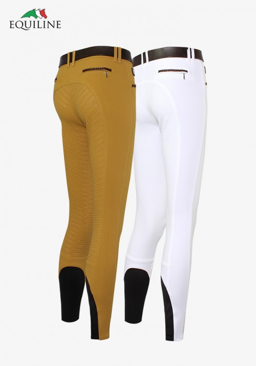 Equiline - Women's Full Grip Breeches Deitra