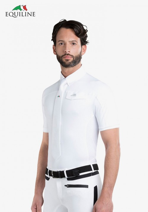 Equiline - Men's Polo shirt Robert