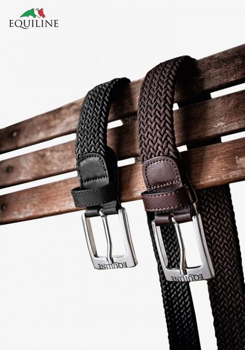 Equiline - Unisex Braided Elastic Belt One