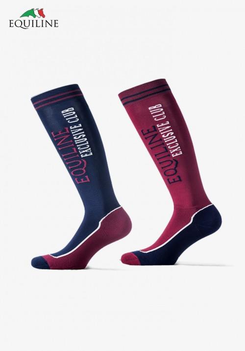 Equiline - Riding Socks Spot