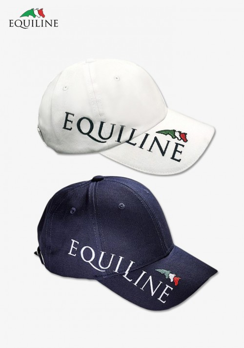 Equiline - Reitkappe Equiline Logo