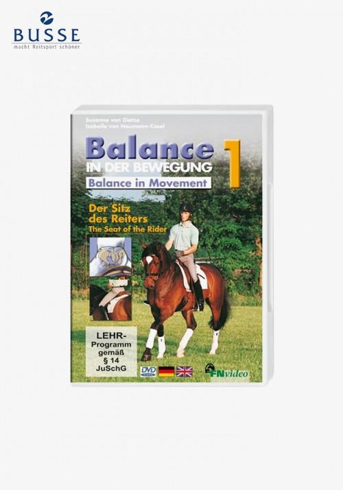 "Busse - DVD ""Balance in der Bewegung/Balance in Movement 1"""