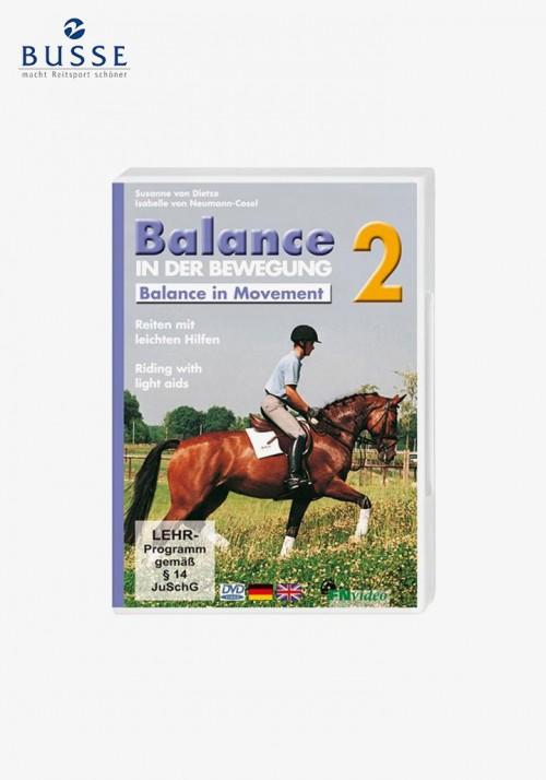 "Busse - DVD ""Balance in der Bewegung/Balance in Movement 2"""