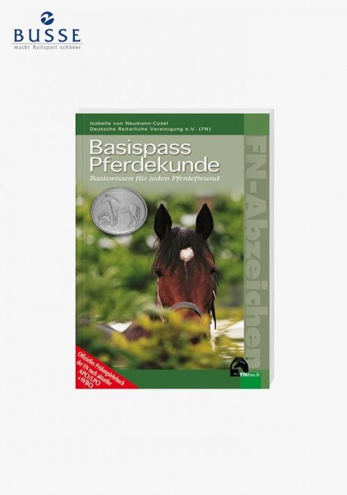 "Busse - Prüfungsbuch ""Basispass Pferdekunde"""