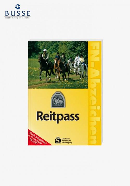 """Busse - Prüfungsbuch """"Reitpass"""""""
