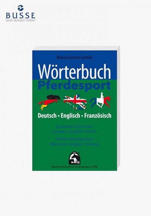 Busse - Wörterbuch Pferdesport/Equestrian Dictionary