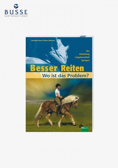 """Busse - Lehrbuch """"Besser Reiten - Wo ist das Problem?"""""""