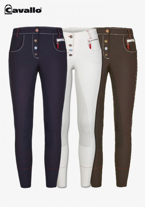 Cavallo - Women's Full-Seat Breeches Cadine