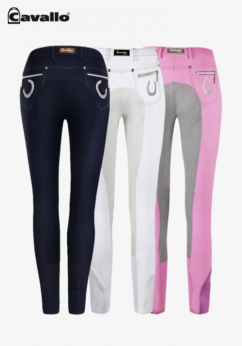 Cavallo - Kids & Women's Full-Seat Breeches Corona