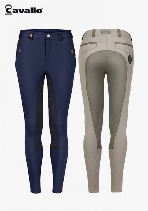 Cavallo - Men's Full-Seat Breeches Cordano