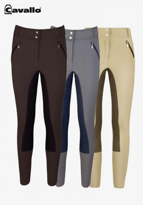 Cavallo - Women's Full-Seat Breeches Calista