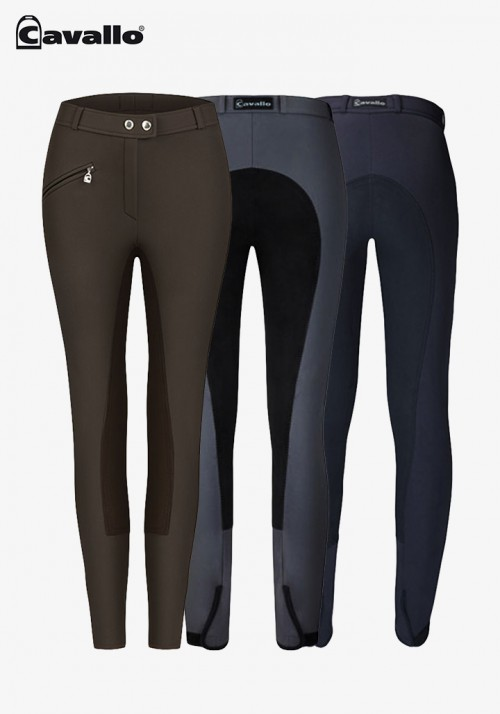 Cavallo - Women's Full-Seat Softshell Breeches Champion-s