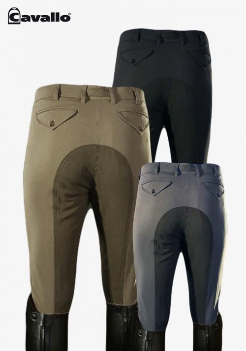 Cavallo - Men's Full-Seat Breeches Candeur Micro Premium
