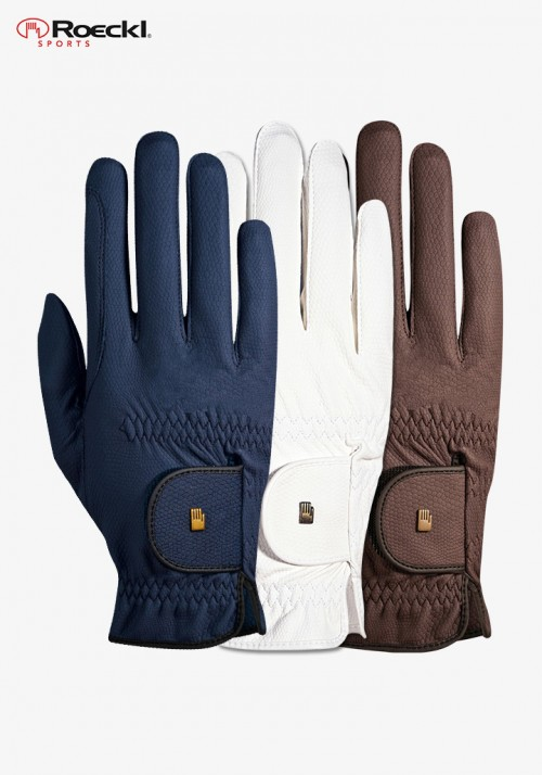 Roeckl - Riding Gloves Roeck-Grip Junior