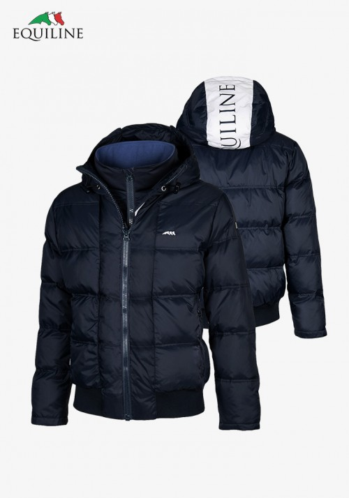 Equiline - Men's Feather Bomber Elliot