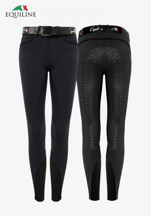 Equiline - Winter Women's Full Grip Breeches Vania