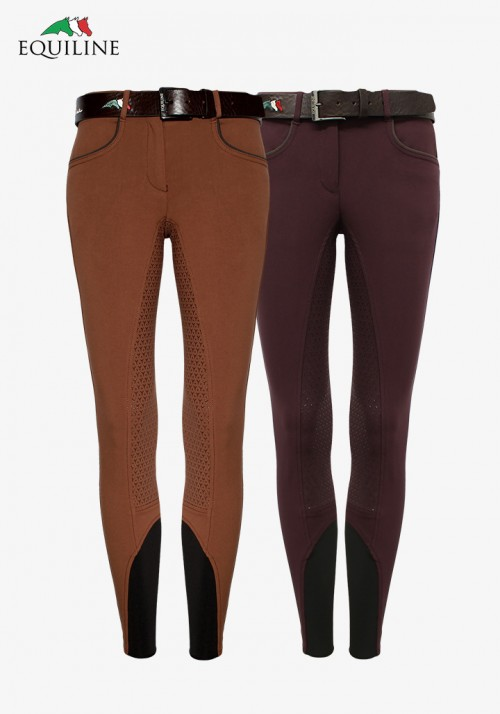 Equiline - Women's Full Grip Breeches Vivien