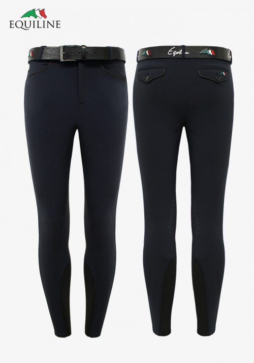 Equiline - Men's Knee Grip Breeches Faber