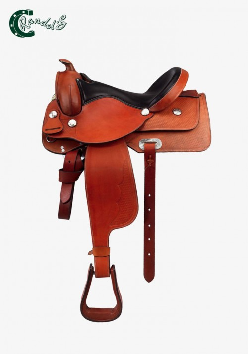 "Randol's - ""Texas"" western saddle"