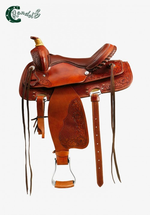 "Randol's - ""Brian"" saddle and accessories set"