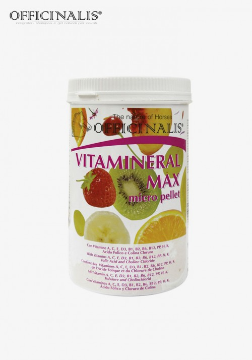"OFFICINALIS® - ""Vitamineral Max"" complementary feed"