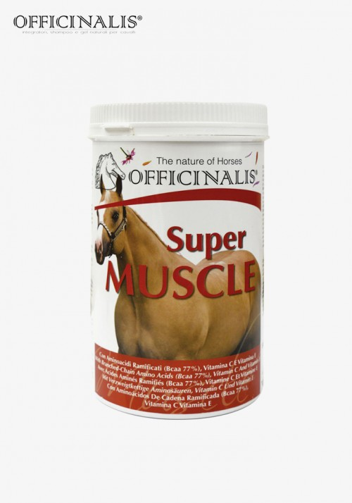 "OFFICINALIS® - ""Super Muscle"" complementary feed"