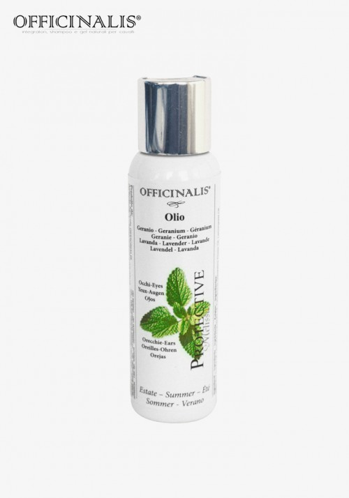 "OFFICINALIS® - ""Protective"" Eye contour oil"