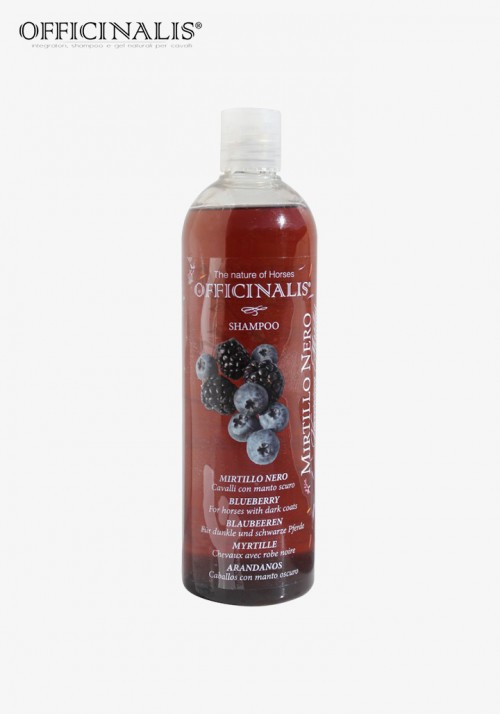 "OFFICINALIS® - ""Blueberry"" shampoo"