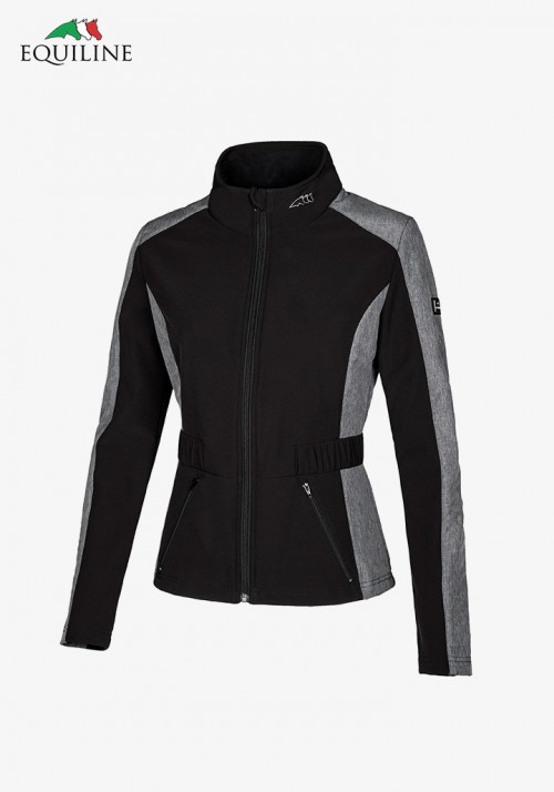 Equiline - Woman Soft Shell Jacket Dea