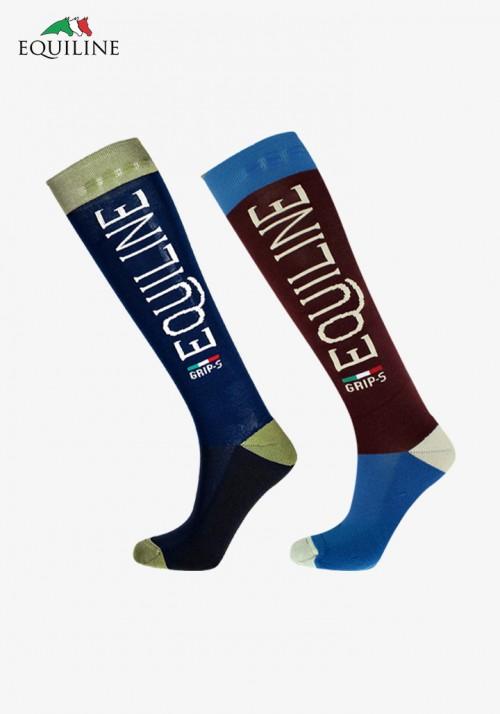 Equiline - Unisex Socks Crime