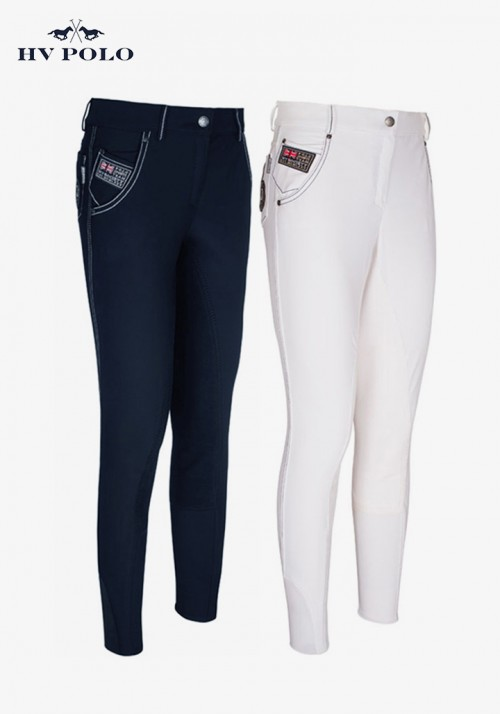 HV Polo - Women's Full-Seat Breeches Pepa