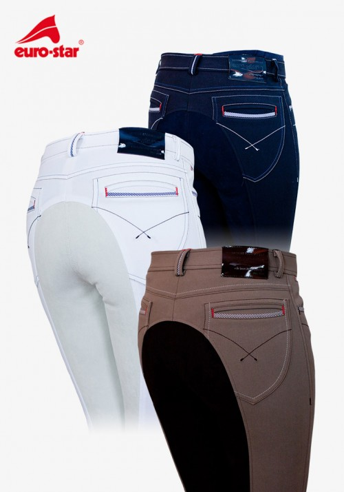 Euro-star - Women's Full-Seat Breeches Nohra