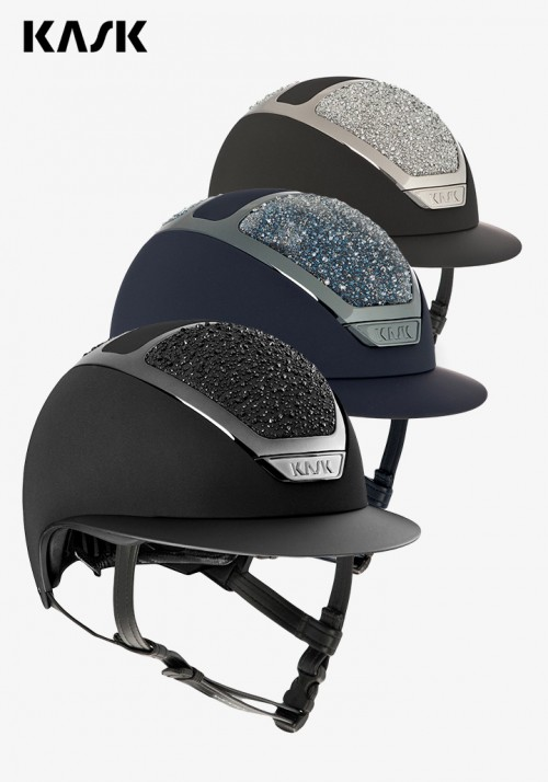 KASK - HELMET SWAROVSKI ON THE ROCKS