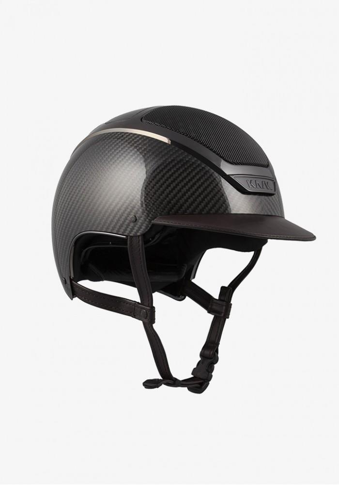 Helmet Horse Riding Kask Dogma Carbon Light Shine 3358