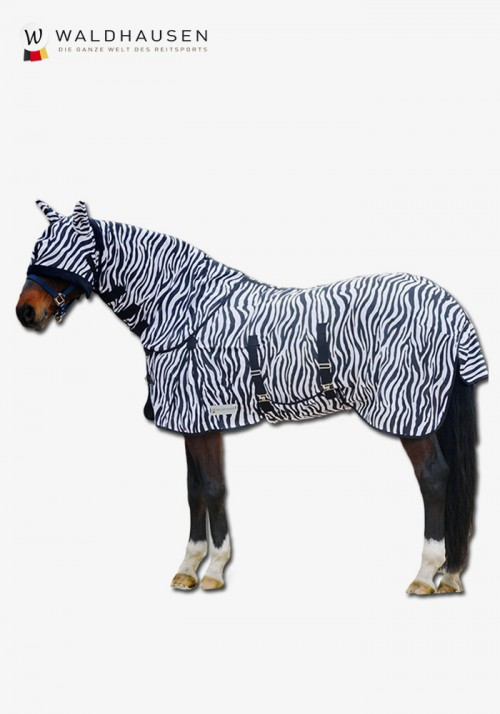 Waldhausen - Anti-Fly Rug Zebra