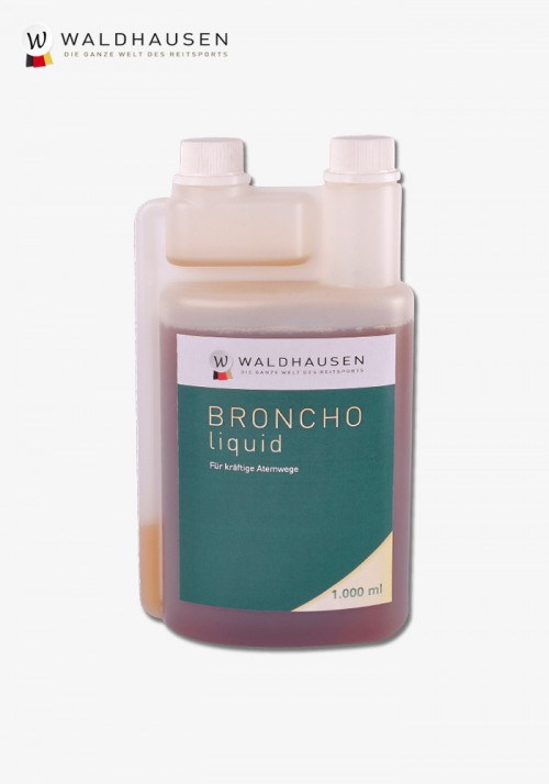 Waldhausen - Broncho liquid for strong airways