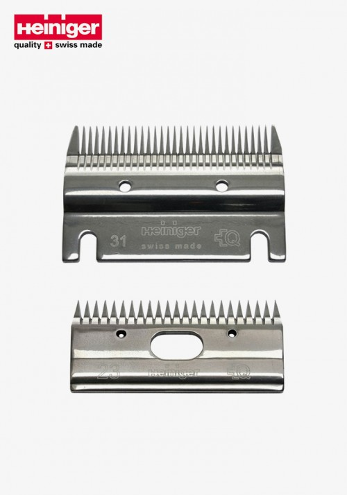 Heiniger - Shear Blade, for ALL, standard 31/23